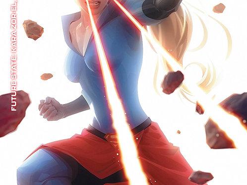 Future State: Kara Zor-El, Superwoman #2 Cardstock Variant