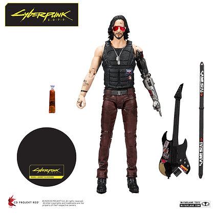 Cyberpunk 2077 - Johnny Silverhand Action Figure