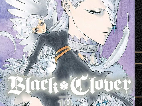 Black Clover Vol. 19