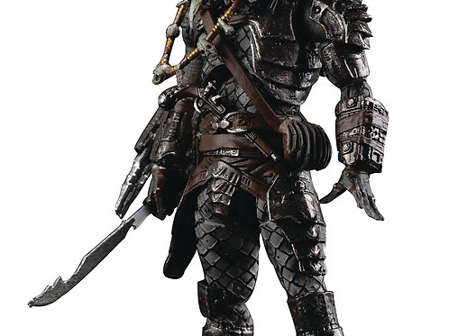 Elder Predator V2 (Predator 2) Previews Exclusive 1/18 Figure