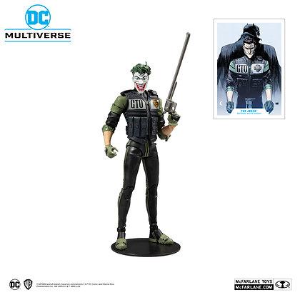 DC - The Joker (White Knight) Action Figure