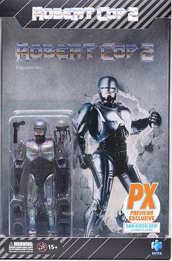 Hiya Toys: Robocop 2: Robert Cop 1/18 Exquisite Mini Figure (SDCC 2021)