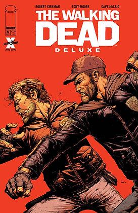 Walking Dead Deluxe #6 Cover A - Finch & McCaig