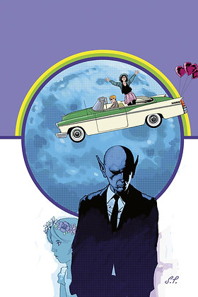Resident Alien: Your Ride's Here #3 (of 6)