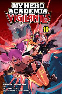 My Hero Academia: Vigilantes Vol. 10