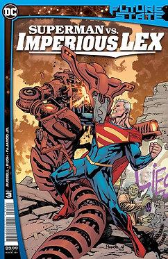 Future State: Superman vs. Imperious Lex #3