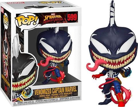Funko Pop!: Venomized Captain Marvel