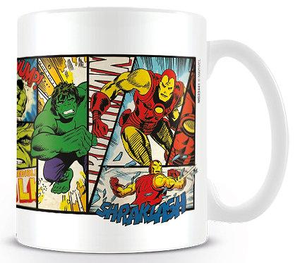Marvel: Classic Panels Mug