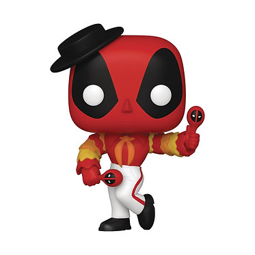 Marvel Deadpool 30th: Flamenco Deadpool Pop! Figure