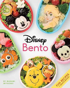 Disney Bento: Fun Recipes for Bento Boxes!