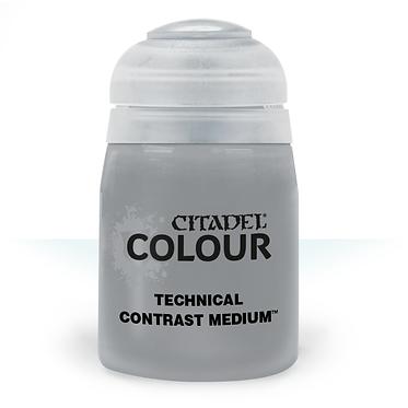 Citadel Technical: Contrast Medium (27-33)