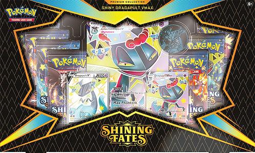 Pokémon TCG: Shining Fates Premium Collection - Shiny Dragapult VMAX Box
