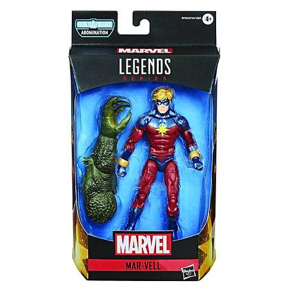 Marvel - Mar-Vell (Legends) Action Figure