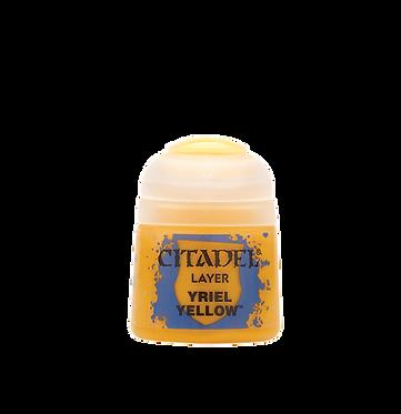 Citadel Layer: Yriel Yellow (22-01)