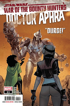 Star Wars: Doctor Aphra #11 (War of the Bounty Hunters)