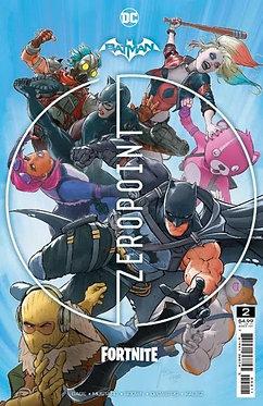 Batman/Fortnite: Zero Point #2 - 6 Subscription