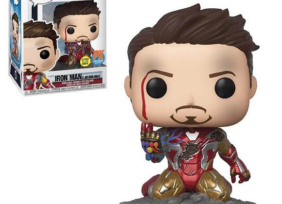 Funko Pop!: Iron Man (I Am Iron Man, Endgame)