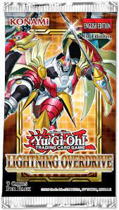 Yu-Gi-Oh!: Lightning Overdrive Booster Pack (1st Edition)