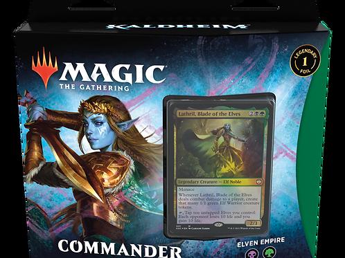 MTG: Commander Deck (B/G) - Elven Empire