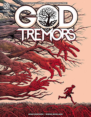 God of Tremors One-Shot