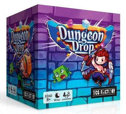 Dungeon Drop Card Game