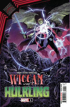 King in Black: Wiccan & Hulkling One-Shot