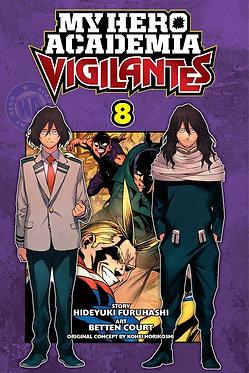 My Hero Academia: Vigilantes Vol. 8