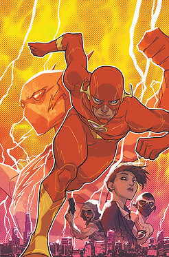 The Flash 6 Issue Subscription