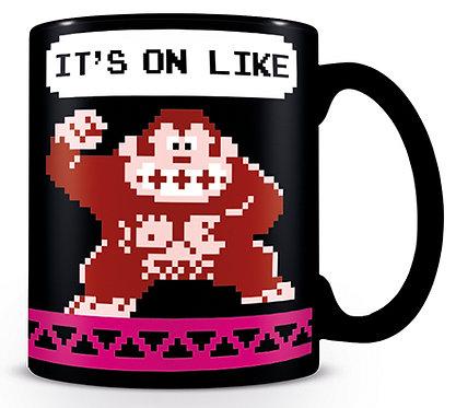 Donkey Kong (It's On Like) Mug