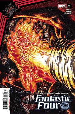 Fantastic Four #29 (#674)