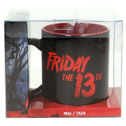 Friday the 13th Street Horror Mug