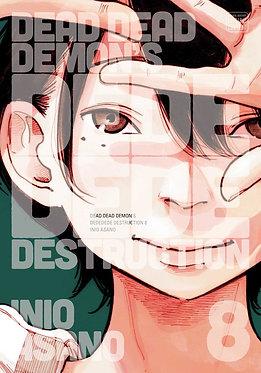 Dead Dead Demon's Dededede Destruction Vol. 8