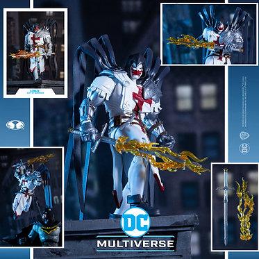 "McFarlane Toys/DC: Azrael (Suit of Sorrows, Gold Label) 7"" Figure"