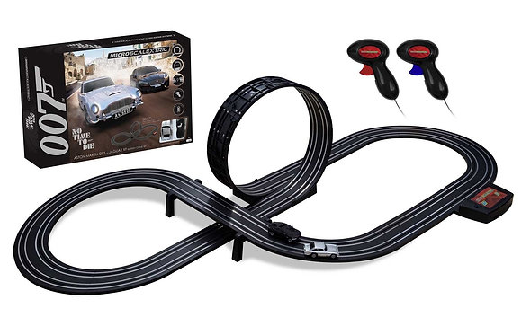 James Bond No Time To Die Micro Scalextric Race Set