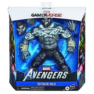 Marvel - Outback Hulk (Gamerverse Legends) Action Figure