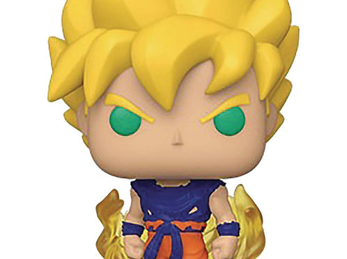 Dragon Ball Z: Super Saiyan Goku (First Appearance) Pop! Figure
