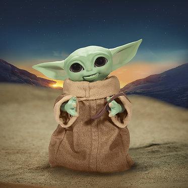 Star Wars: The Mandalorian Galactic Snackin' Grogu