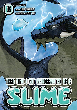 That Time I Got Reincarnated as a Slime Vol. 16