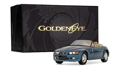 James Bond BMW Z3 'GoldenEye' 1:36 Model by Corgi