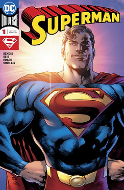 Superman 6 Issue Subscription