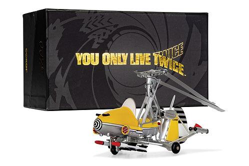 James Bond Gyrocopter 'Little Nellie' 'You Only Live Twice' 1:36 Model by Corgi