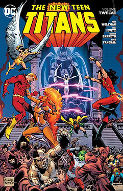 New Teen Titans Vol. 12 by Marv Wolfman