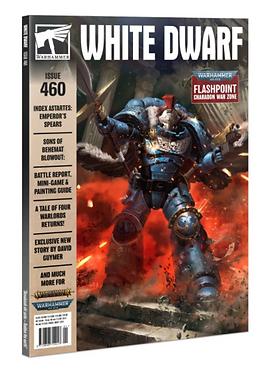 White Dwarf Magazine #460