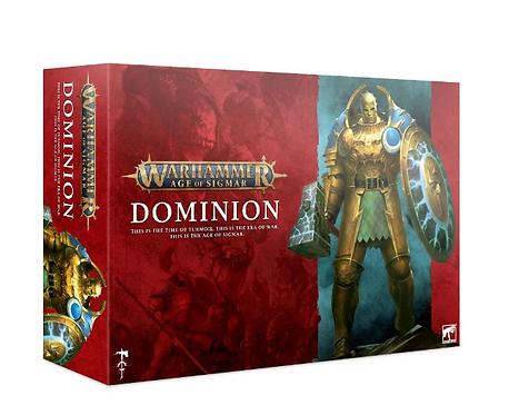 Warhammer Age of Sigmar: Dominion Box Set (80-03)