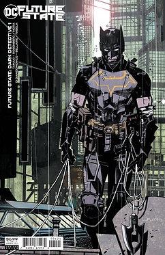 Future State: Dark Detective #1 Leon Variant