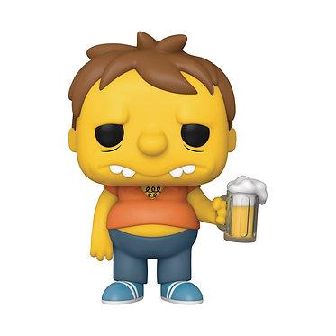 The Simpsons: Barney Pop! Figure