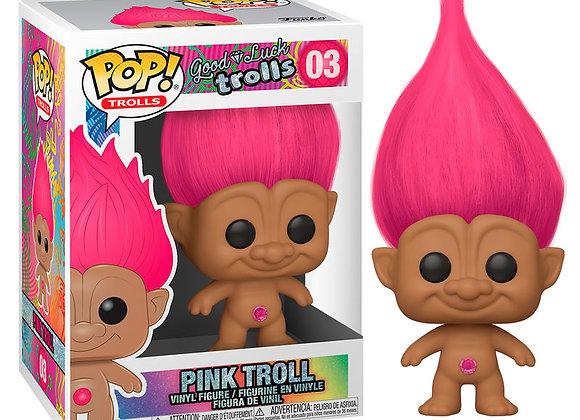 Funko Pop!: Pink Troll (Trolls)