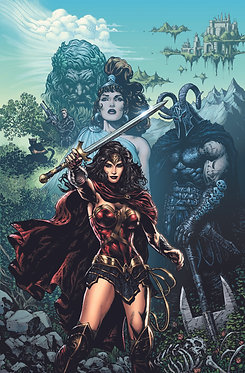 Wonder Woman 12 Issue Subscription