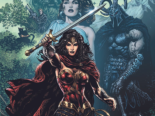 Wonder Woman 6 Issue Subscription