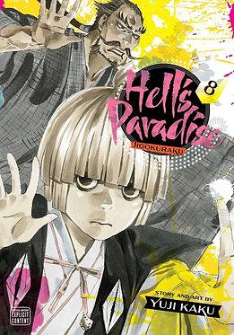 Hell's Paradise: Jigokuraku Vol. 8